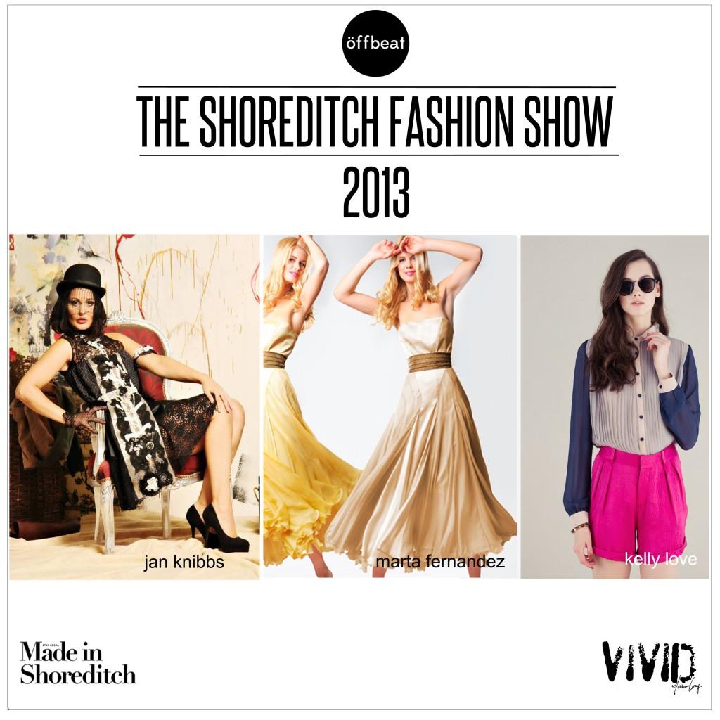 Shoreditch Fashion Show 2013 Review