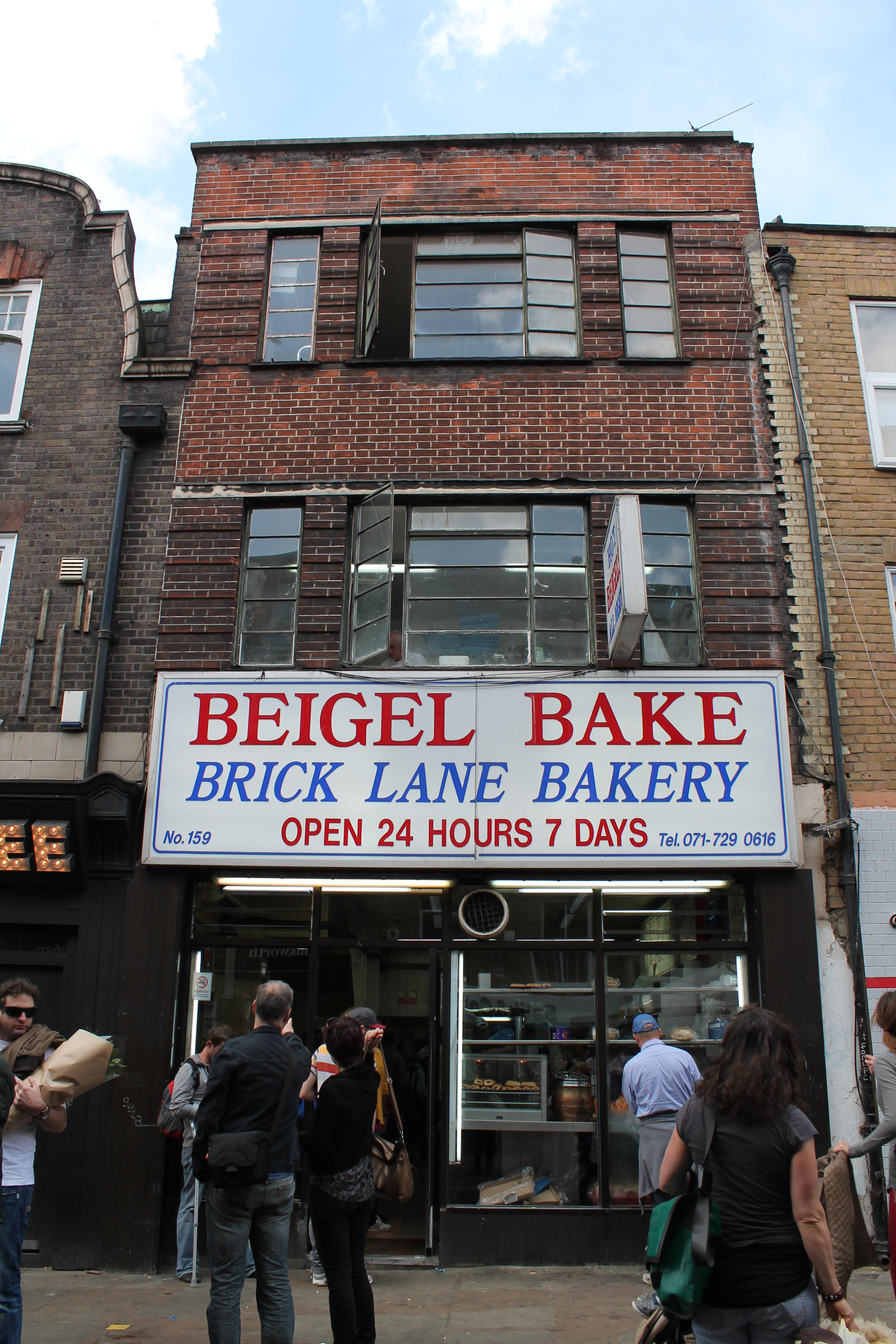 Brick Lane: The Changing Faces Of Brick Lane