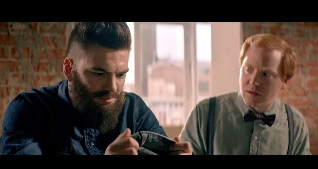 Video denim psycho the funniest hipster advert ever made made british jeansmaker denham have launched this brilliant ad referring to the infamous business card scene in american pyscho it is probably the funnies reheart Gallery