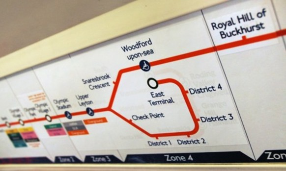 Here's How To Tell If A London Underground Service Sign Is ...