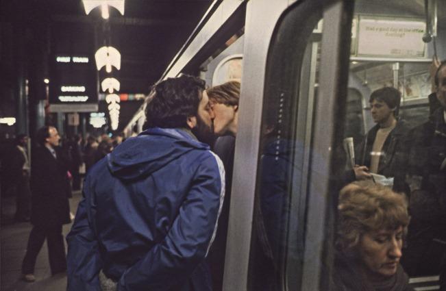 Platform parting two 132E
