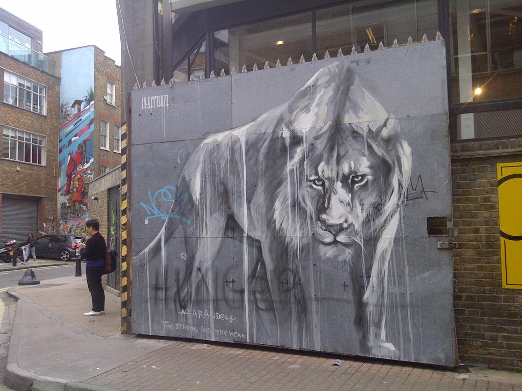 Shoreditch Street Art Vol 4 Made In Shoreditch Magazine