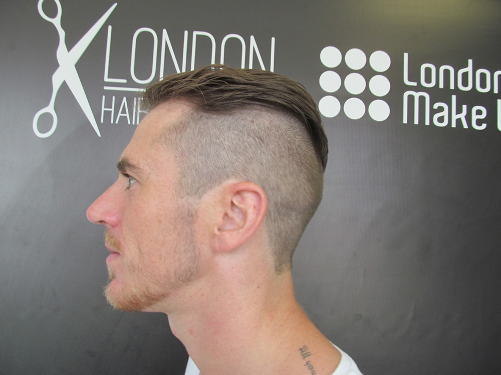 The London Hair Academy Are Offering Free Mens Haircuts Colours