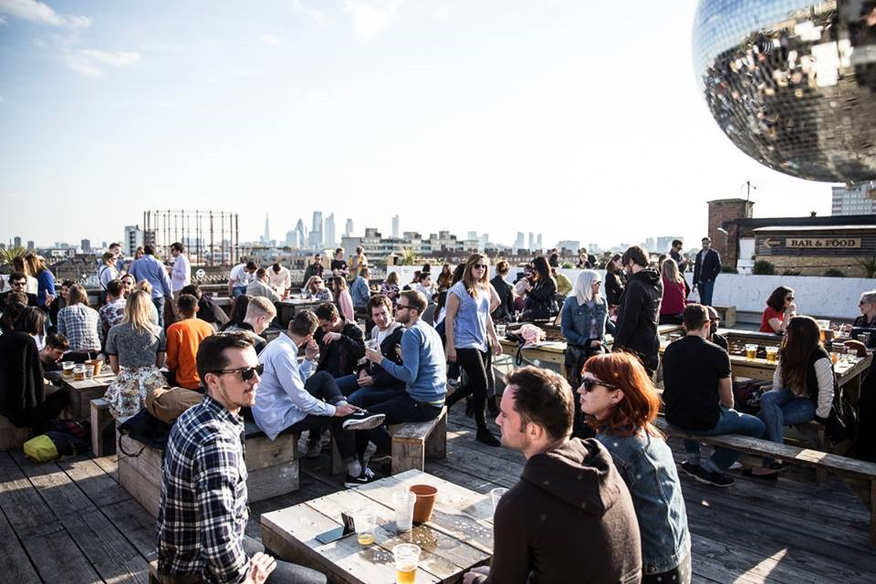 Rooftop Brewing Will Be Taking Over Hackney S Netil 360