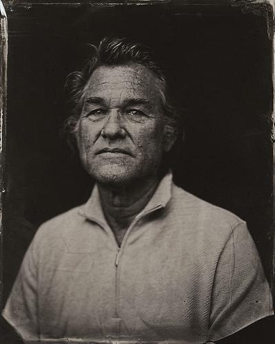 2014 Sundance TIn Type Portraits - Kurt Russell