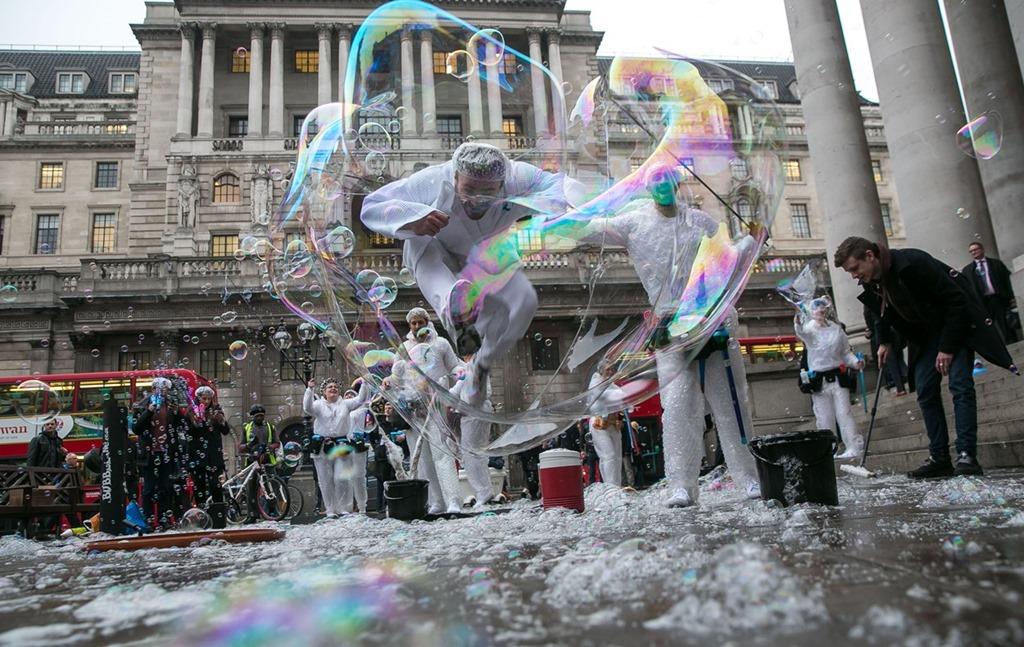 Город пузырьков