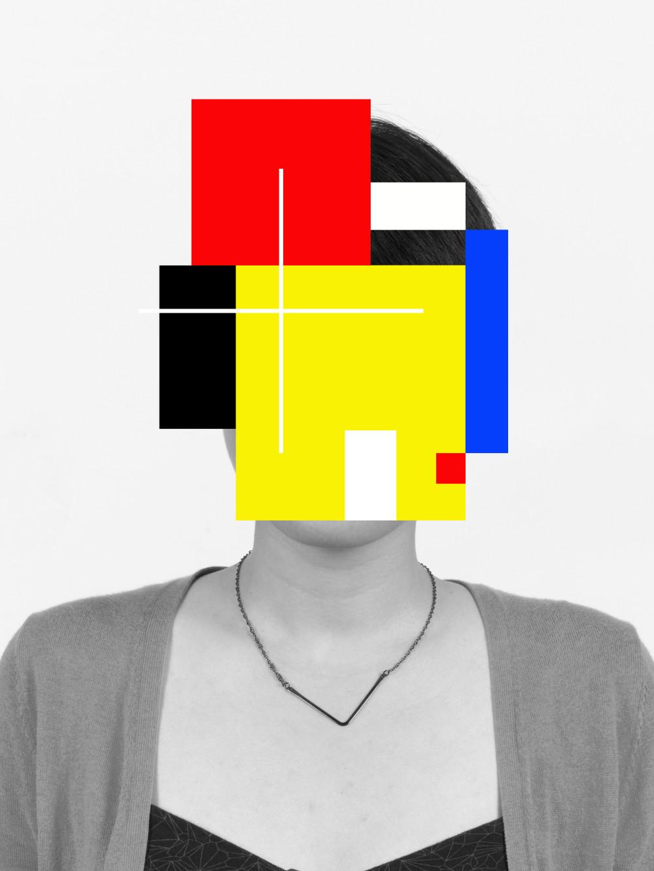 Douglas Coupland, Deep Face, 2015