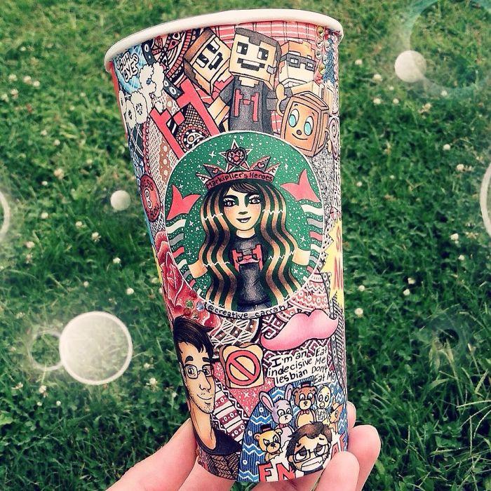 i-turn-starbucks-cups-into-art-4__700