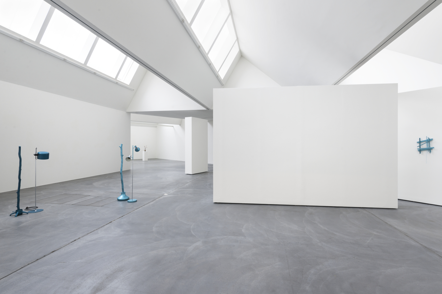 Florian Slotawa at von Bartha, Basel, 9 April - 28 May 2016, installation view, courtesy of von Bartha gallery, photo Andre (1)