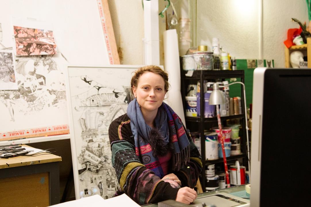 Clare Wallis - illustrator
