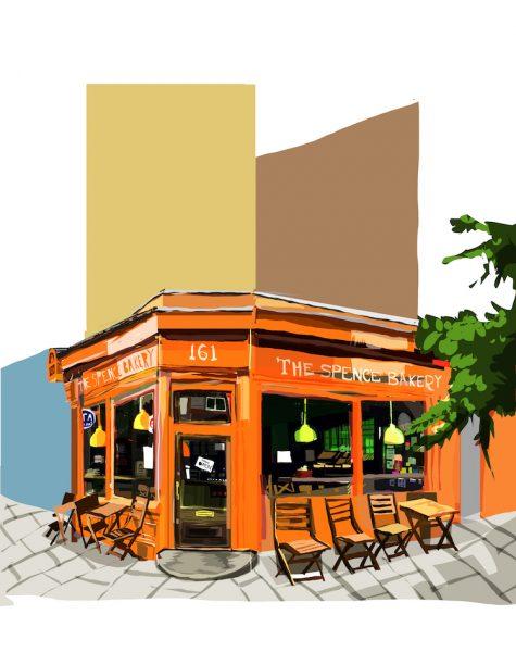The Spence Bakery, Stoke Newington