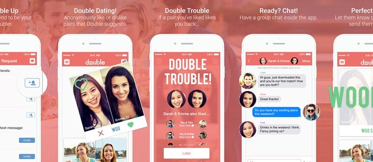 Double trouble dating app