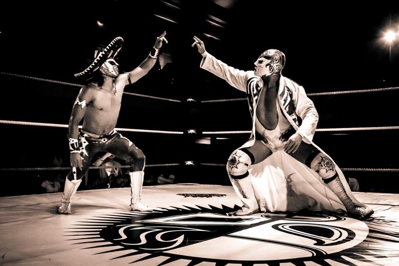 Aztec-Warrior-Lucha-Libre-World