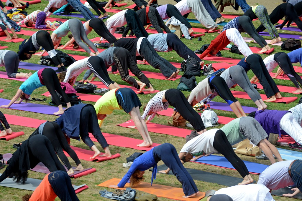International Day of Yoga 1
