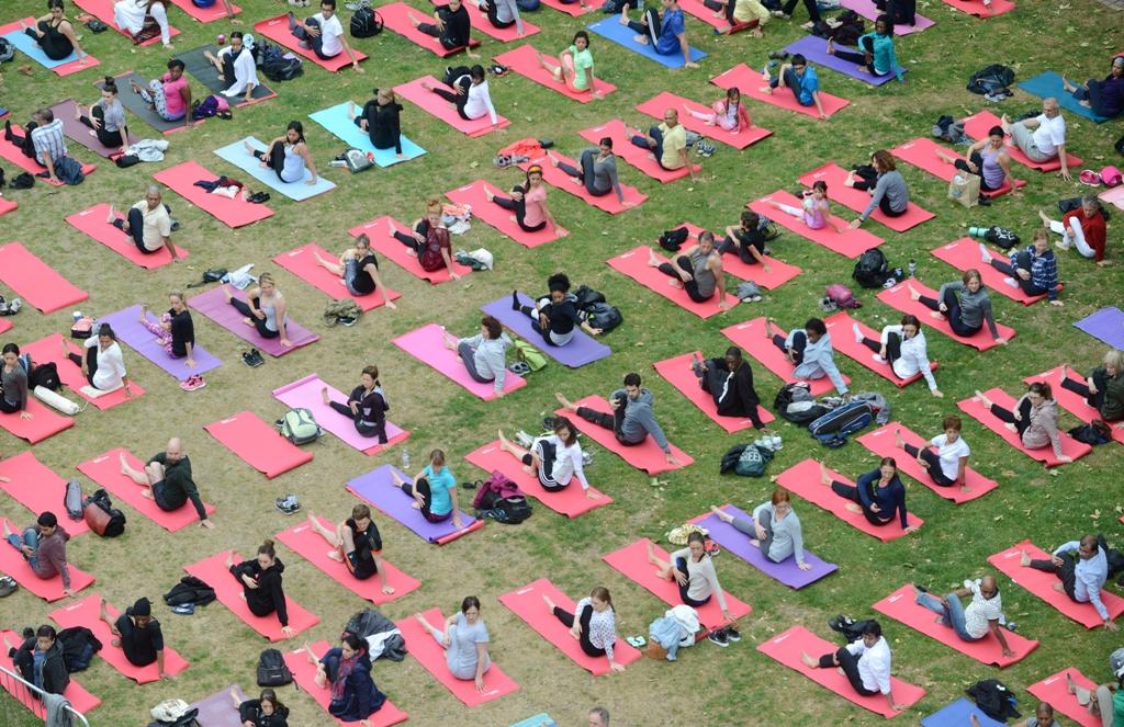 International Day of Yoga 3