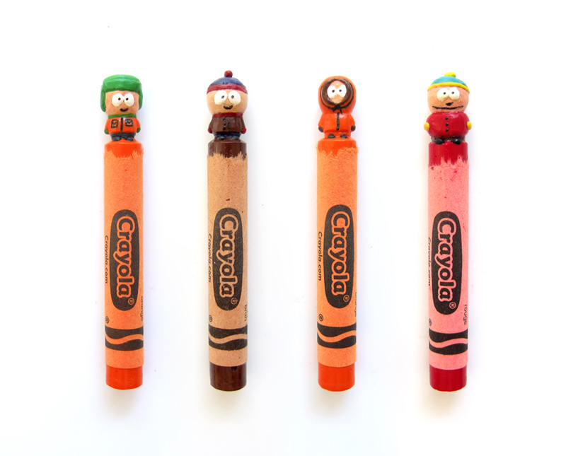 crayola 8