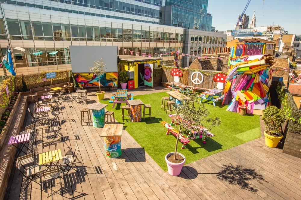 Top 10 London Rooftop Bars Made In Shoreditch Magazine