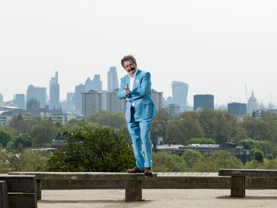 Robert Winston, Primrose Hill. Lord Winston is Professor of Science and Society and Emeritus Professor of Fertility Studies at Imperial College London. © Historic England/Chris Redgrave