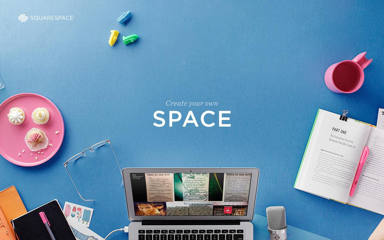 Background image squarespace - Squarespace Giveaway Designmilk