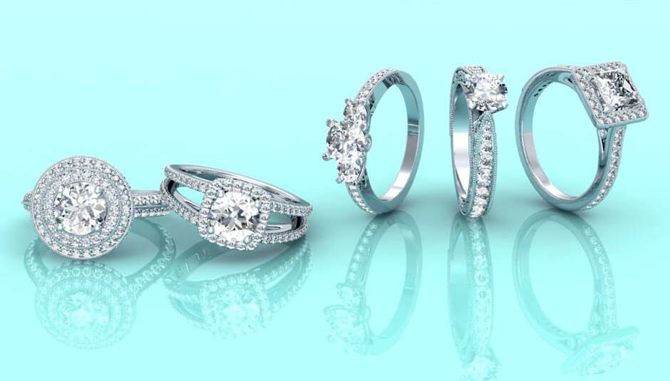 How To Pick The Creative Engagement Ring