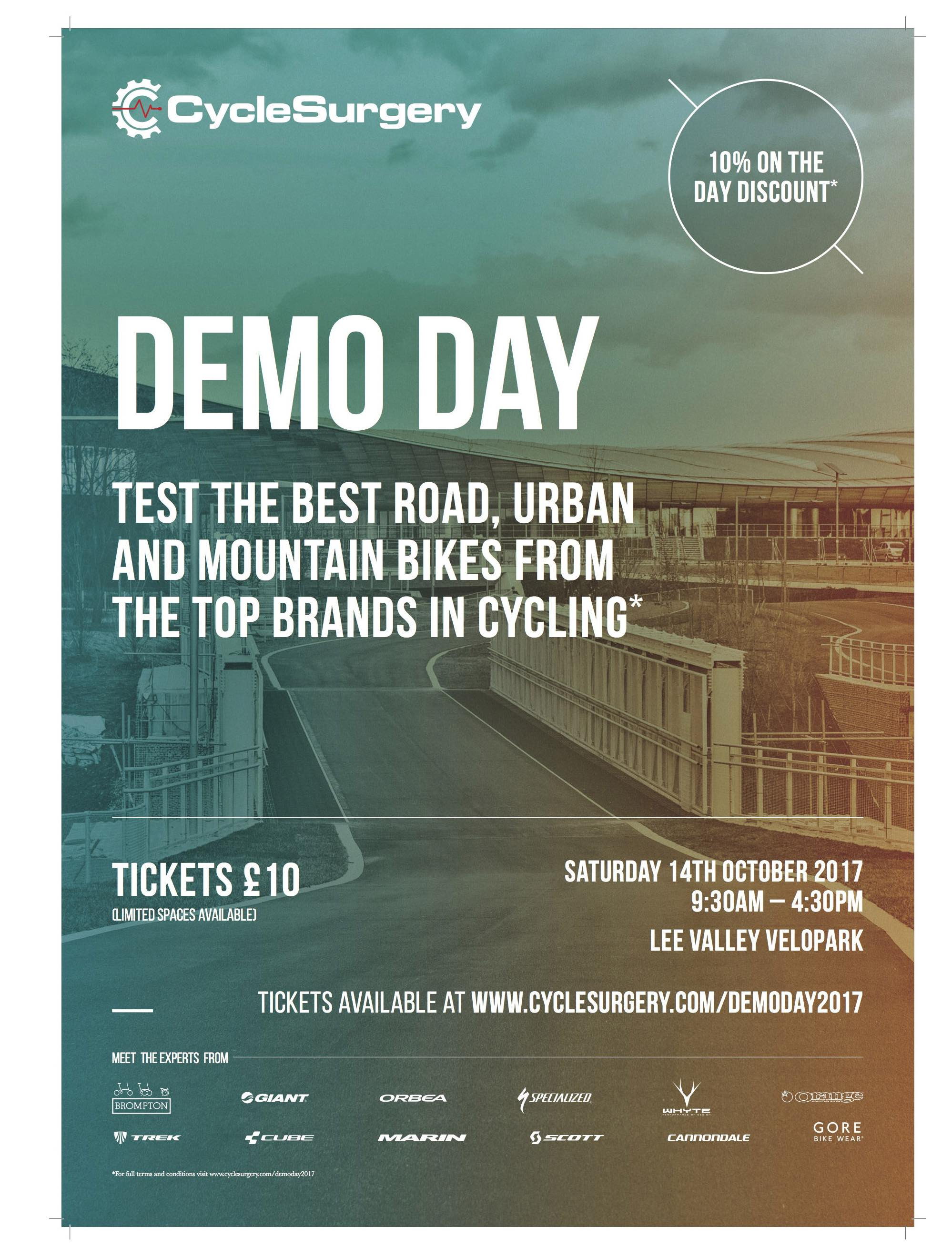 Cycle Surgery's Demo Day