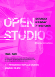 Open Studios - Terrace Studios