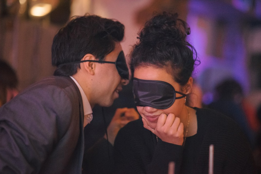Sensory Speed Dating