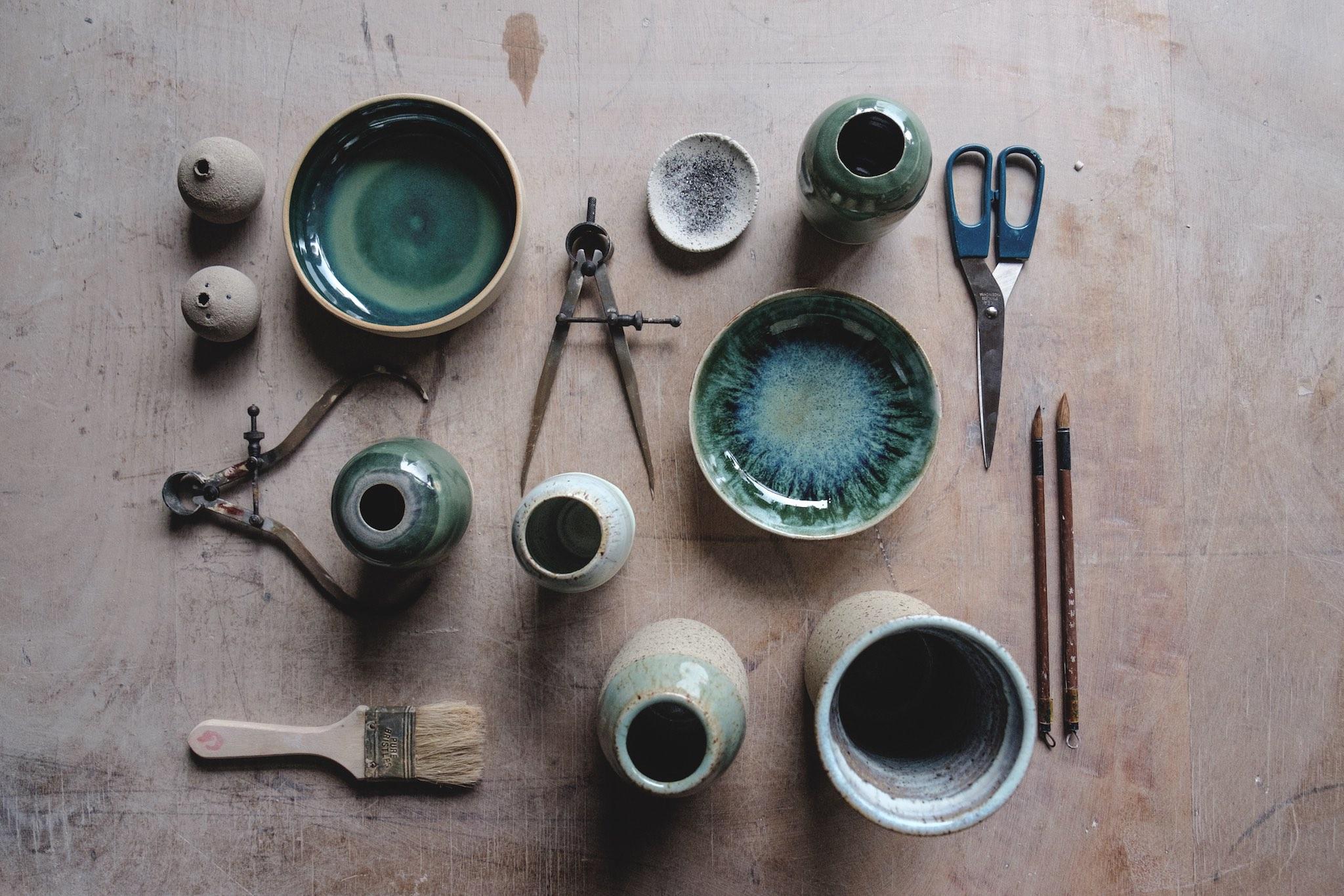 Turning Earth Autumn Ceramics Market