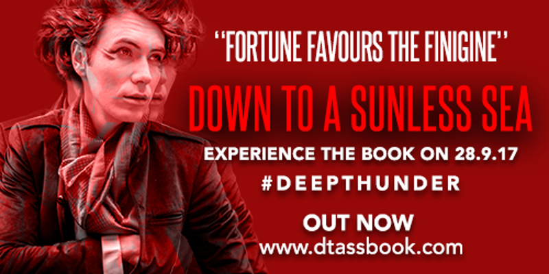Down To A Sunless Sea Immersive Book Launch