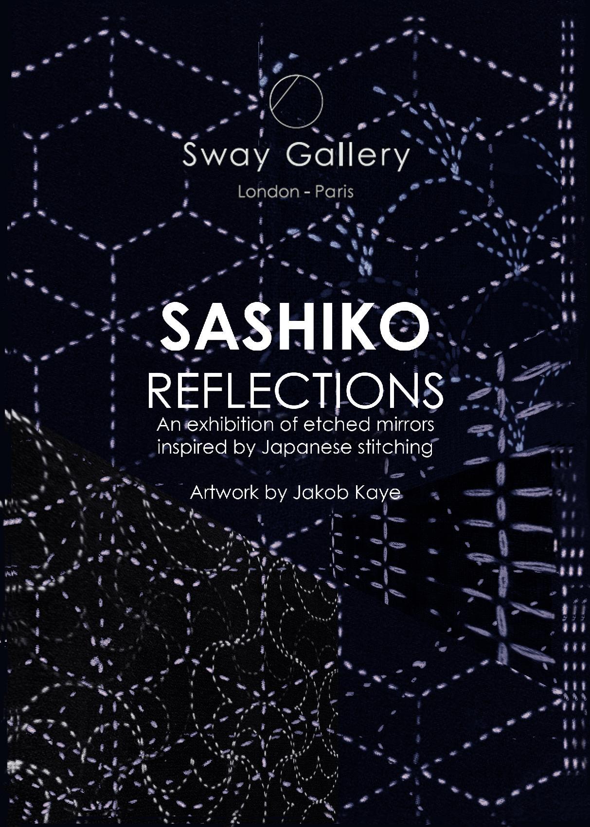Sashiko Reflections Exhibition