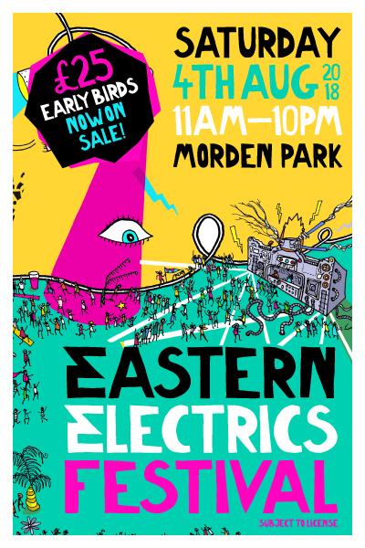 Easten Electrics 2018
