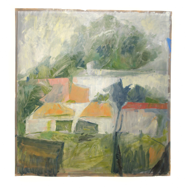 Patchwork: New large-scale paintings by Nikki Gardham