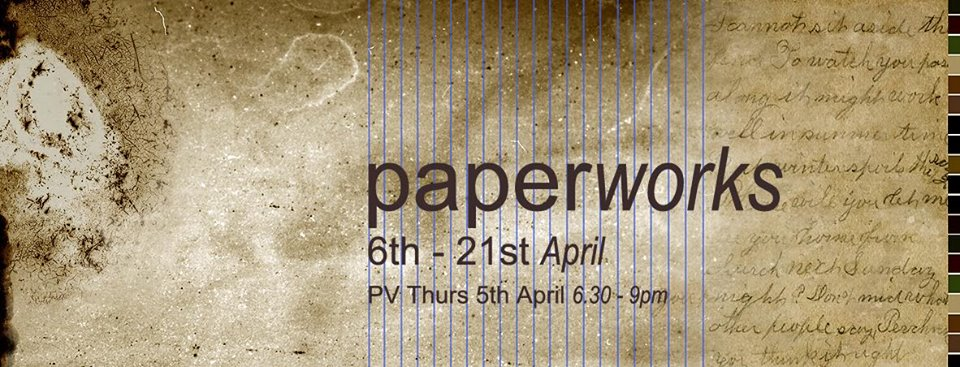 Exhibition: Paperworks