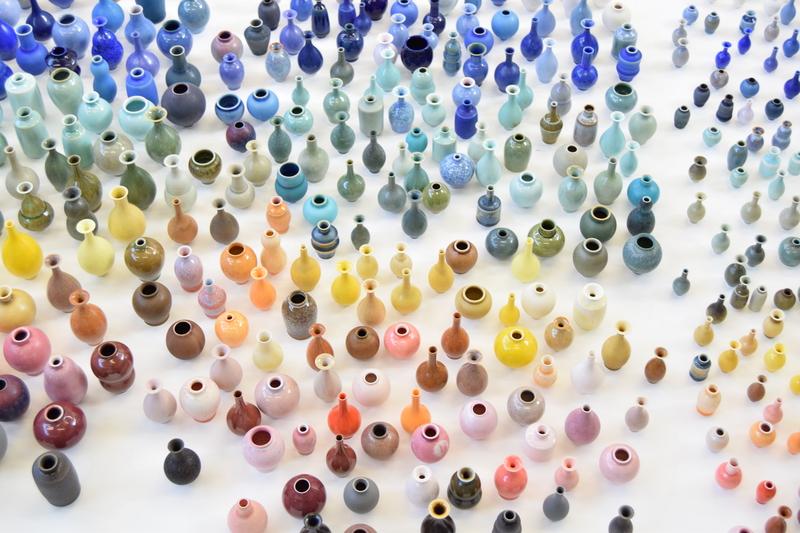 SOMETHING NEW - Yuta Segawa Ceramics Solo Exhibition