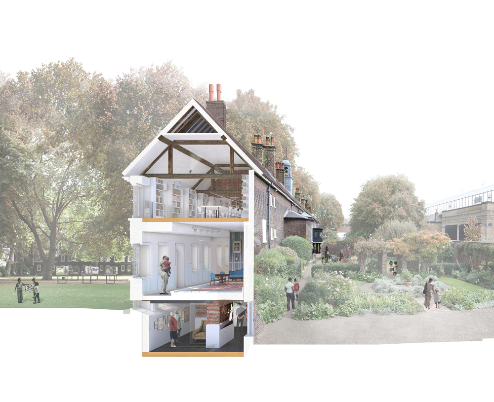 Open House at the Geffrye Museum