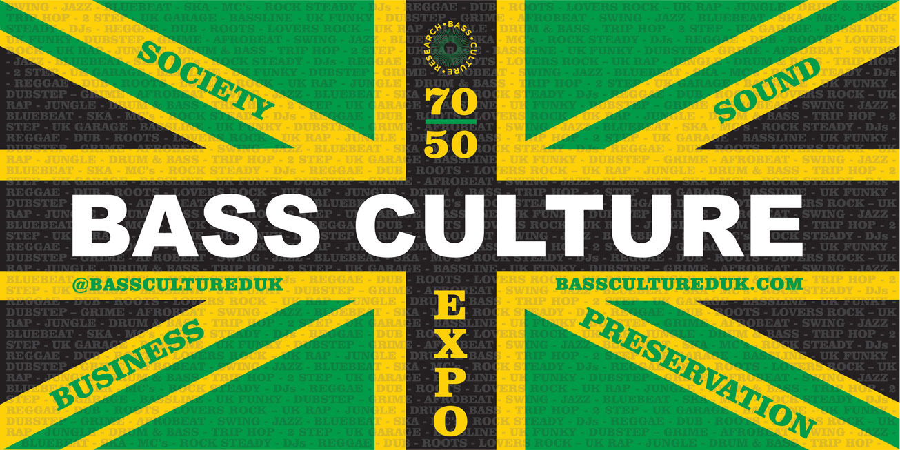 Bass Culture Expo 70/50