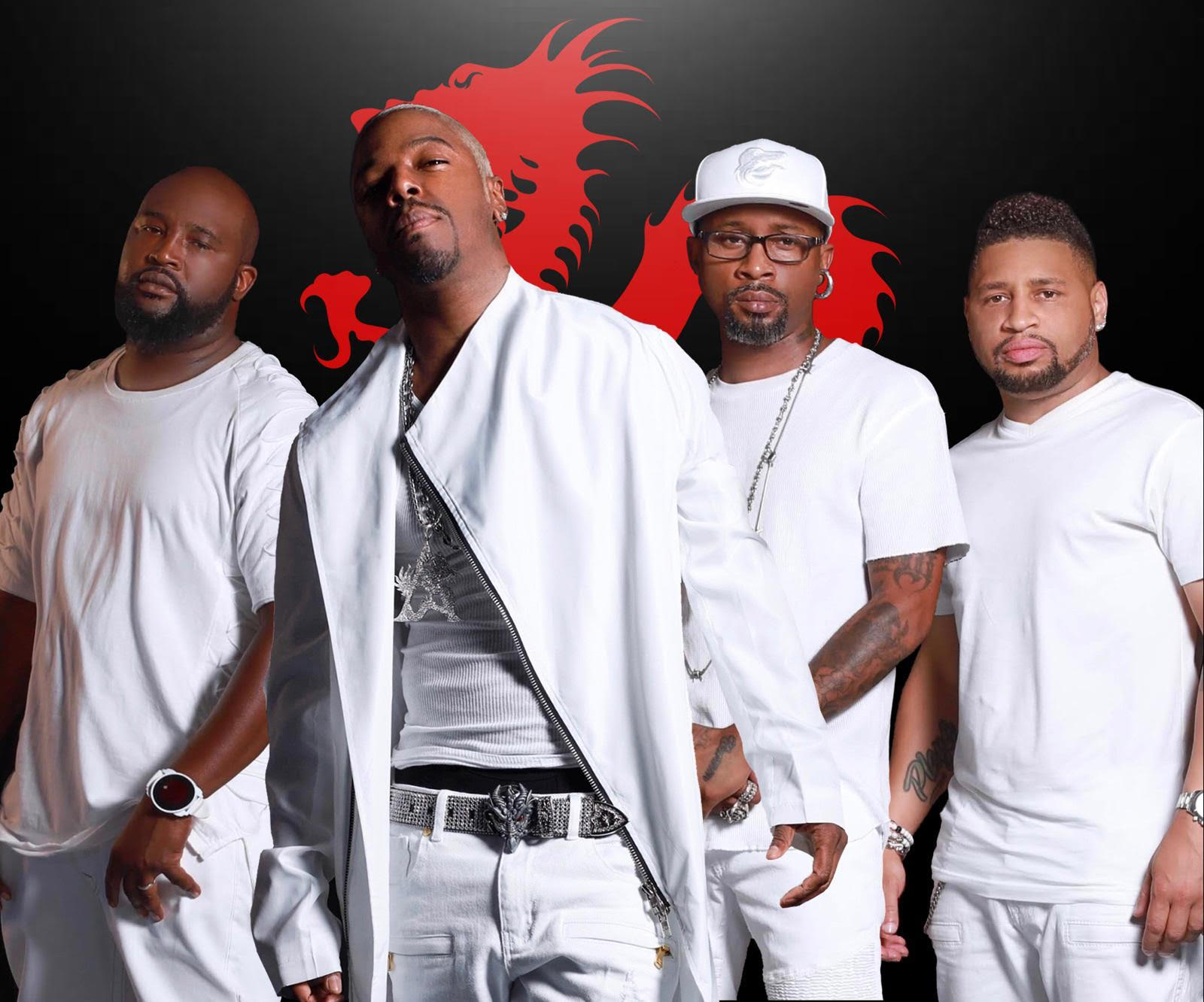 US Singers Joe, Brandy & Dru Hill Team Up For Their First Ever Joint UK Tour