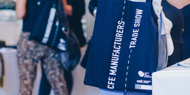 CFE Manufacturers Trade Show | FashTech Meetup