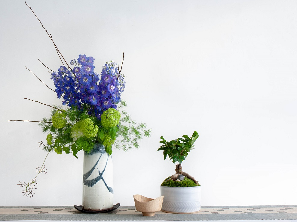 \'Japanese Should to English Could?\' - Sansho Living x Aoyama Flower Market Pop Up at Sway Gallery