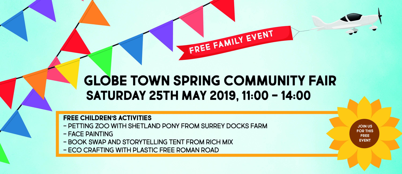 Globe Town Spring Community Fair