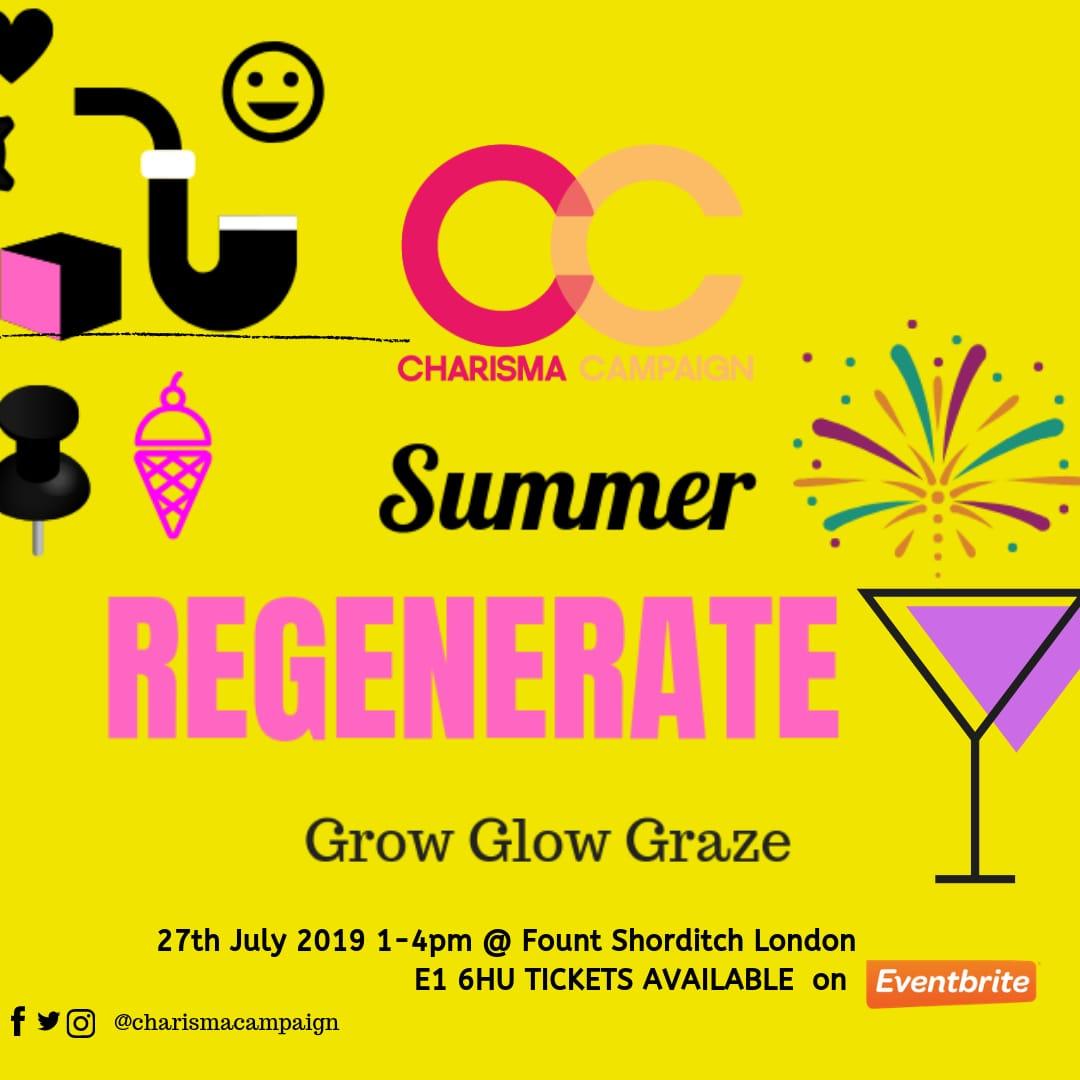 Summer Regenerate Celebration