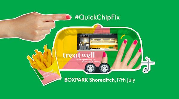 Treatwell's Quick Chip Fix