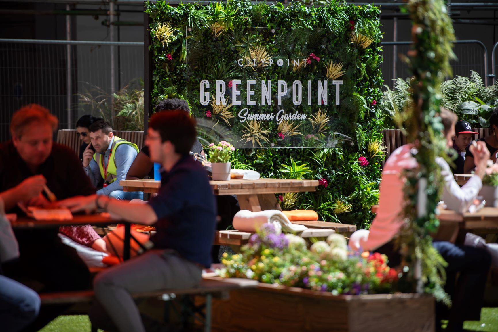 \'Greenpoint\' Summer Season