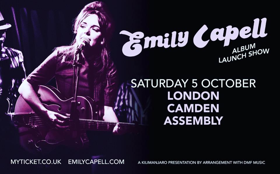 Emily Capell Celebrates the Release of her Debut Album Combat Frock