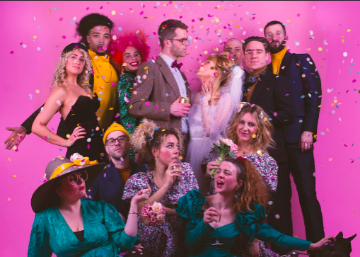 DAM presents… I Fucking Date London: The Wedding