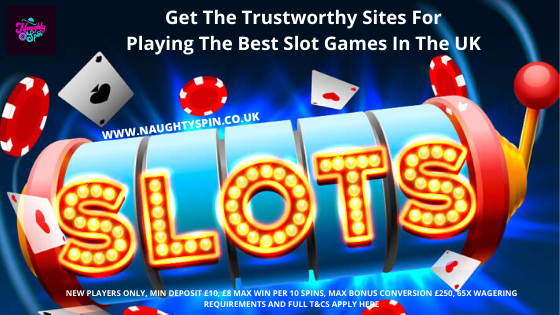 Play Top Slots Game Online UK at Naughty Spin