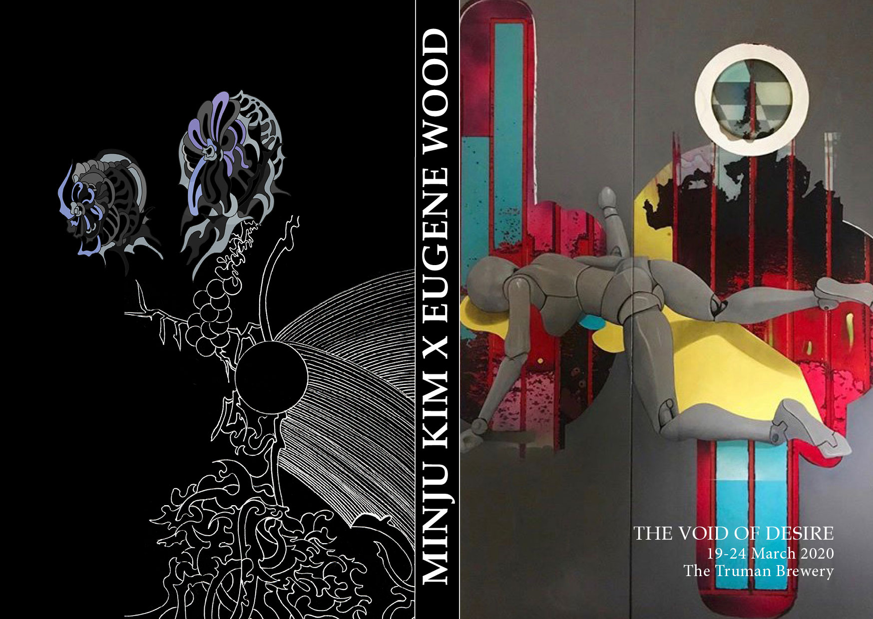 The Void of Desire: Minju Kim X Eugene Wood