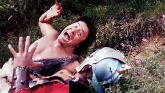 Crap Film Club presents THE SWORD AND THE CLAW