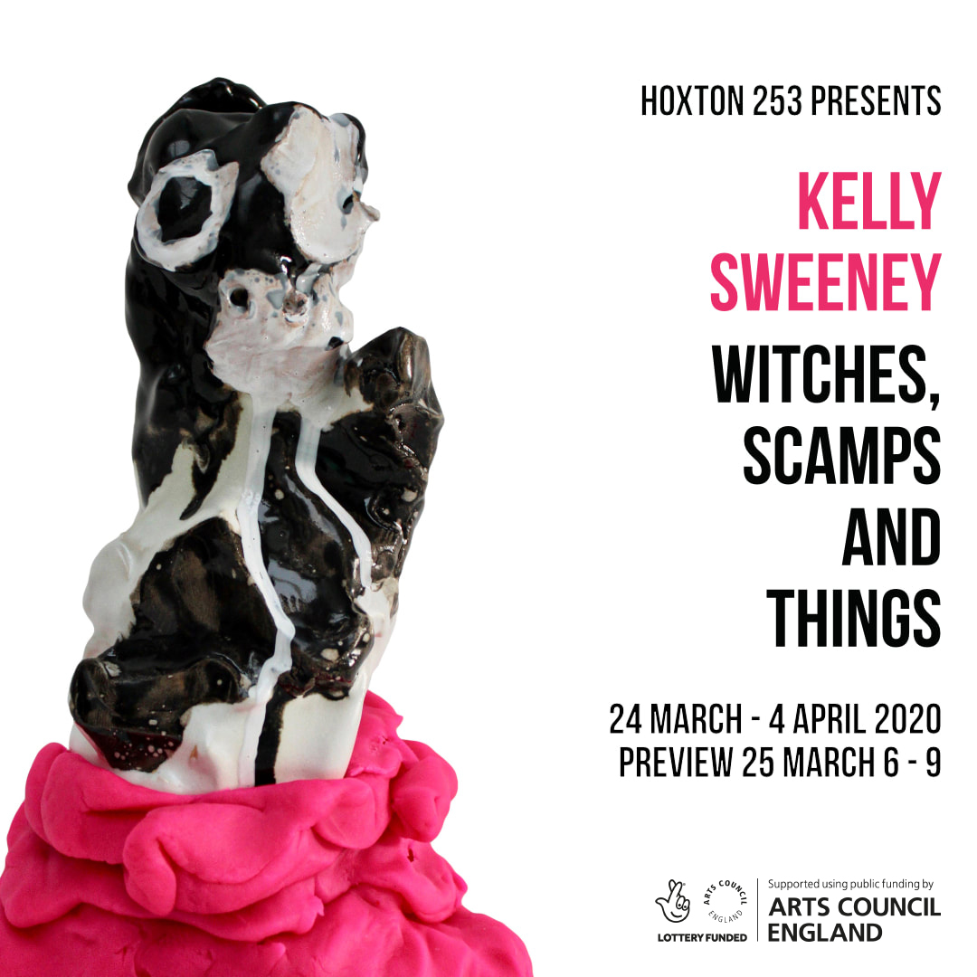 Kelly Sweeney: Witches, Scamps and Things