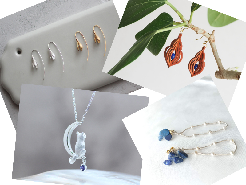 Autumn bijoux – Japanese finest – jewellery pop-up edit.1; 1-30 September